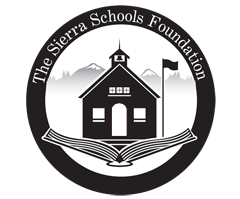 Logo for the Sierra Schools Foundation